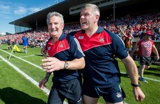 'Huge risk' has been paying dividends for the Cork senior hurlers
