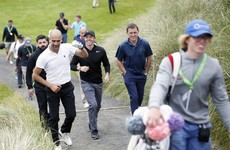 Top three in tune, so I'm 'back to Ringo' jokes McIlroy