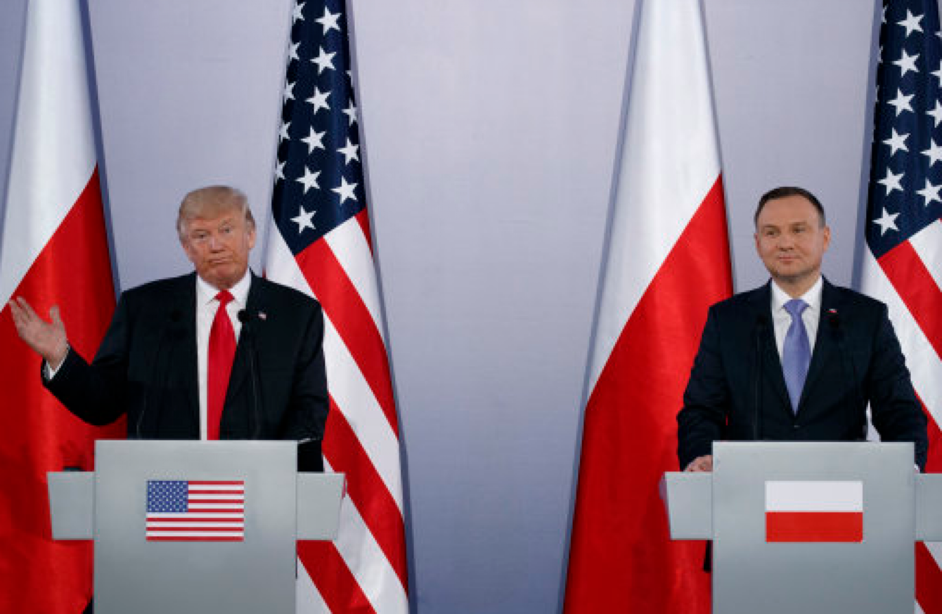 Russian intervention in us election was no one off irish times - Trump Says Russia Could Have Interfered With 2016 Us Election
