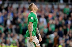 Ireland drop 3 places in latest Fifa rankings