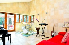 4 of a kind: Homes for music lovers with piano rooms or studios