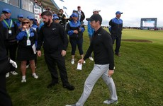 'It was just one of those days': McIlroy makes slow start to Irish Open defence