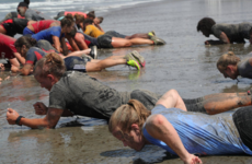 The USA women's Navy Seal workout day looks absolutely zero craic