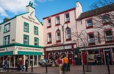 This is the oldest town in Ireland (in terms of average age)