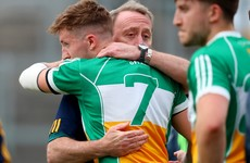 Offaly boss learned he was axed after his wife saw the news on social media