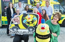 Cork hoping to get its own BUMBLEance to bring critically ill children to hospital