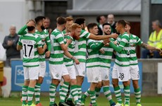 Shamrock Rovers show class to qualify for Europa League second round