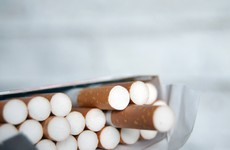8 million smuggled cigarettes found in a container marked 'clothing'