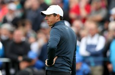 McIlroy misses the Irish Open cut for the fourth time in five years
