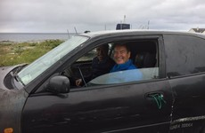 These Sky Sports presenters just found out what rental cars are like on the Aran Islands