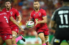 Quade Cooper gifts the Brumbies a howler, but earned the last laugh with late penalty