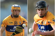 Two changes for Clare ahead of first Munster senior hurling final in nine years