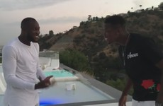 'See you tomorrow at training!': Lukaku celebrates impending United move with Pogba