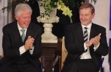 Bill Clinton to urge US business leaders: invest in Ireland