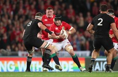 Sean O'Brien set for scan after shoulder injury in Lions' draw