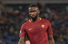 Chelsea sign German international from Roma for €32 million