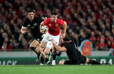 Lions review: How did the backs perform in New Zealand?