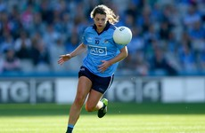 Noelle Healy hit 2-3 as the Dublin ladies picked up their sixth Leinster title on the trot today