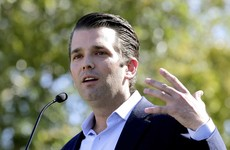 'It went nowhere but I had to listen': Trump Jr met Russian lawyer for information on Hillary Clinton