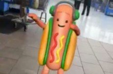 Here's why you're seeing this Dancing Hot Dog everywhere