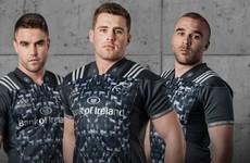 Munster unveil new dark grey alternate kit for the 2017/18 season