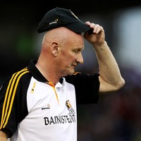 Burning issue: Where to now for Kilkenny and Brian Cody?