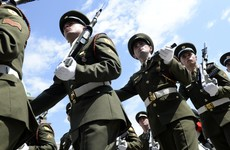 'Medals don't feed families': Report says poor pay and conditions causing exodus in Defence Forces