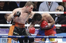 Boxing judges re-score Pacquiao v Horn fight - but still get the same result