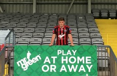 Irish defender joins Bohs after four years with Sunderland