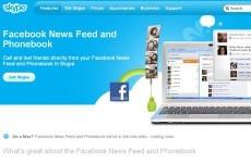 Facebook makes Skype, Bing deals