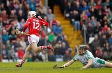 Luke Meade to miss Cork's Munster U21 hurling semi-final with a broken thumb