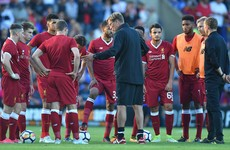 Klopp not concerned by Liverpool's transfer business as season approaches