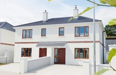 Spacious three-beds in the commuter-friendly 'Venice of Ireland' from €235,000