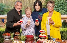 There could be no more 'soggy bottom' jokes on the new Great British Bake-Off