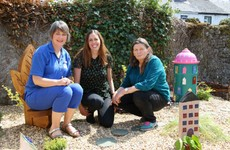 Award-winning fairy garden donated to children's ward at Portiuncula Hospital