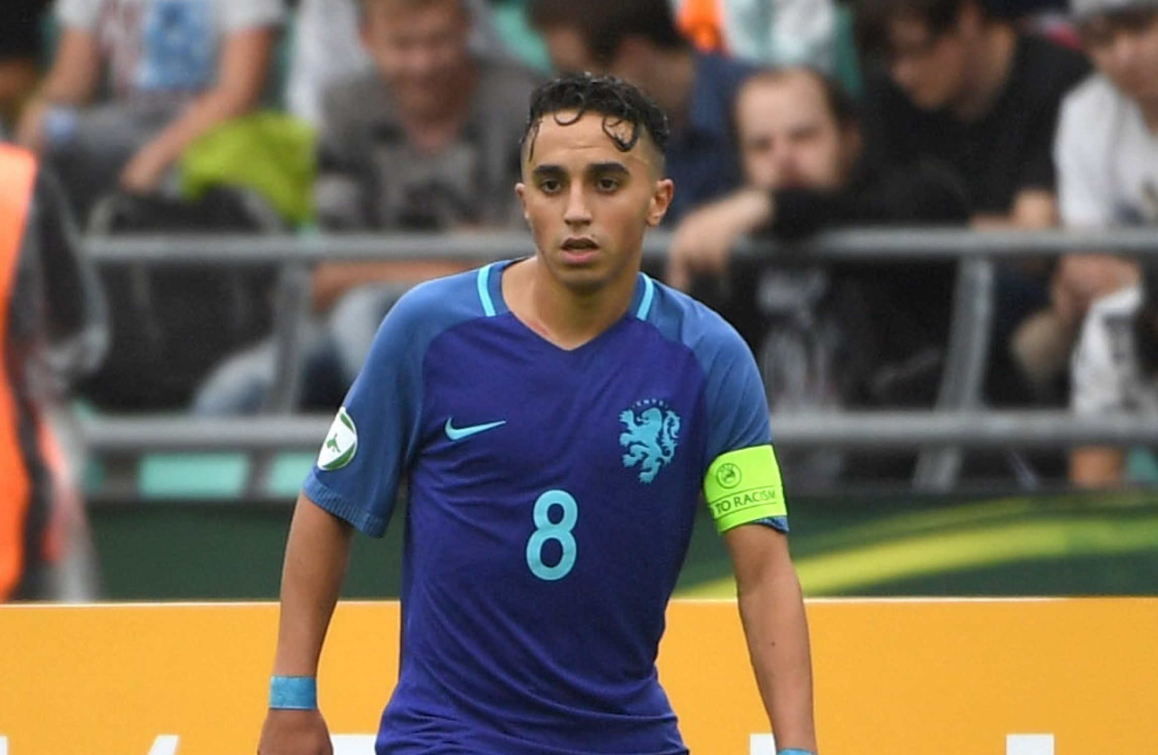 Ajax's Abdelhak Nouri suffers brain damage after collapse