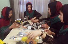 Afghan girls to attend US robotics event after Donald Trump allows visa u-turn