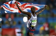 'It will be a day I remember for the rest of my life': Mo Farah announces last British track race