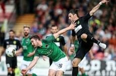 No fairytale farewell for Maguire and O'Connor as Cork City's 29-game unbeaten run ends