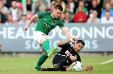As it happened: Shamrock Rovers v Mlada Boleslav, Cork City v AEK Larnaca, Europa League