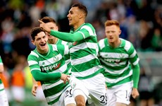 Superb brace from ex-Villa youngster keeps Shamrock Rovers' Europa League hopes alive