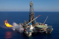A Dublin exploration firm has started drilling for oil off the Kerry coast