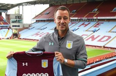 New arrival John Terry named Aston Villa captain
