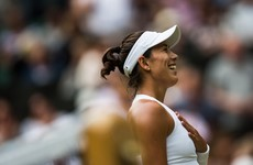 Garbine Muguruza stuns Venus Williams to clinch a first Wimbledon title