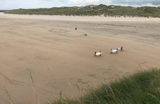 Lifeboats launched in Bundoran after riptide carries group of footballers into danger