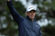 Harrington's Scottish Open challenge goes up in smoke with nightmare 79