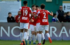 Sligo Rovers rescue draw against fellow strugglers Drogheda