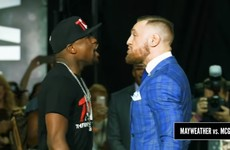 The Mayweather/McGregor press conferences have got the Bad Lip Reading treatment and it's so good