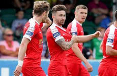Another Maguire masterclass as the City striker waves goodbye to the League of Ireland