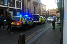 Man hospitalised after stabbing incident in Dublin city centre